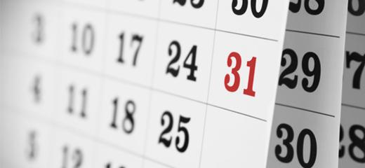 Terminplan 2015 des Quartettverein Königshoven