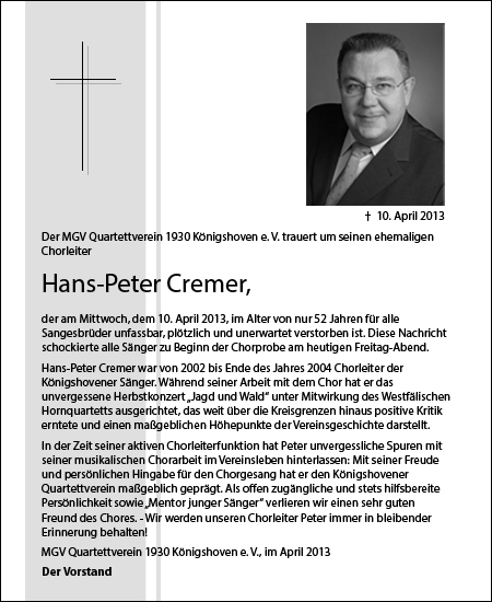 20130411_Nachruf_Hans-Peter_Cremer