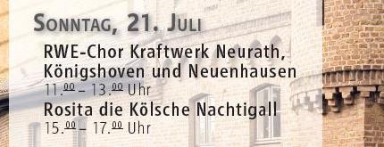 Grafik: Konzertprogramm 2013, www.brasseriepaffendorf.de
