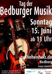 Tag der Bedburger Musik 2014