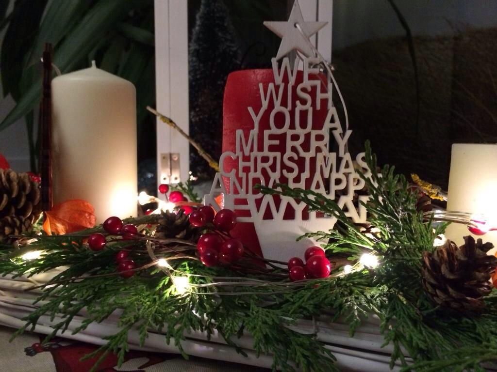 Wir wünschen eine schöne und ruhige Adventszeit! [Foto: Bastian Schlößer]
