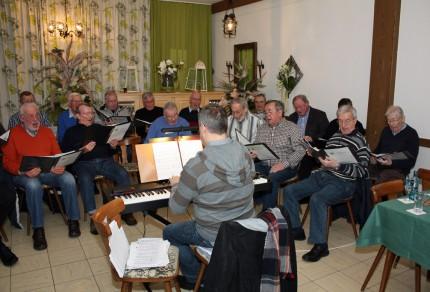 Am 24. April 2015 findet unsere dritte öffentliche Chorprobe im Restaurant Rath-Haus, Bedurg-Rath um 18:30 Uhr statt.