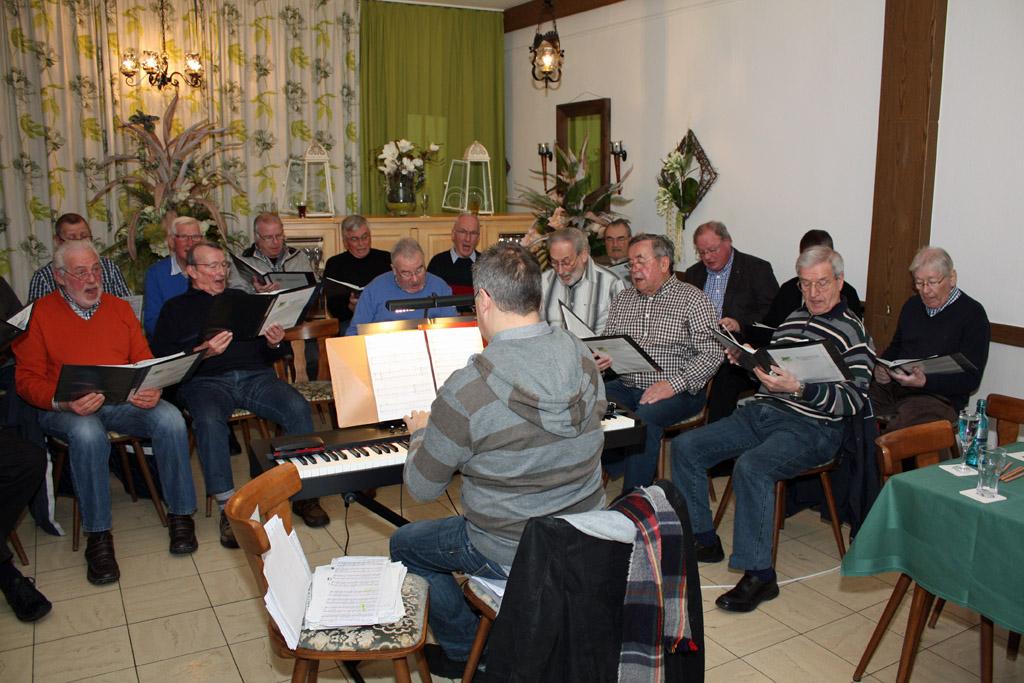Am 24. April 2015 findet unsere dritte öffentliche Chorprobe im Restaurant Rath-Haus, Bedburg-Rath um 18:30 Uhr statt.