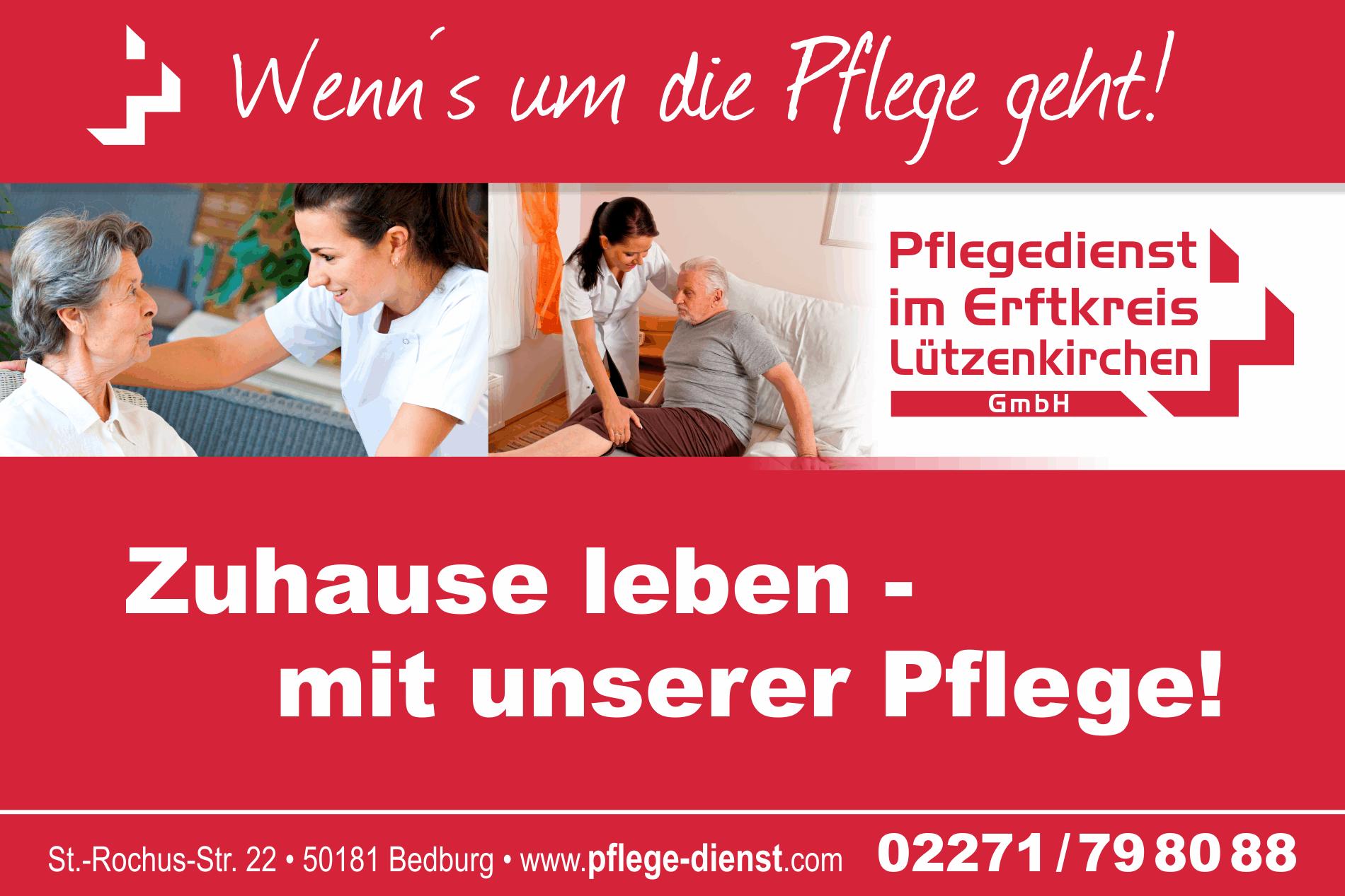 Zur Website des Pflegedienst Lützenkirchen