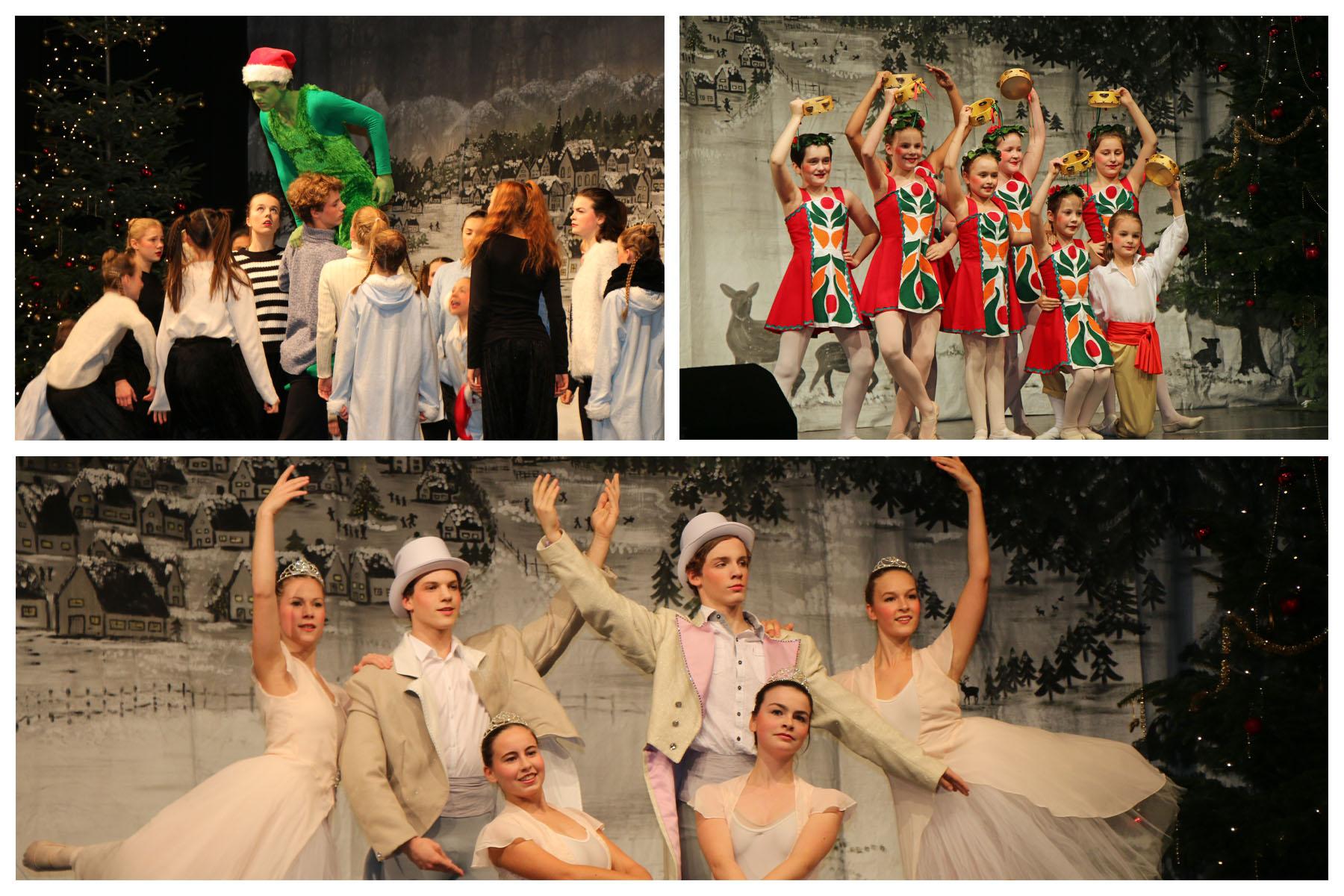Starke Bühnenoutfits und Styling, gepaart mit modernem Bühnentanz: Die Kinder und Jugendlichen der Bühnentanzschule KULT zeigten, dass Tanzen Spaß macht.