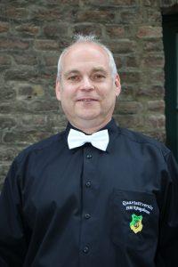 Bernd Bremer verstärkt als Ur-Königshovener die Reihen des 1. Bass im MGV Quartettverein. (Foto: Bastian Schlößer)